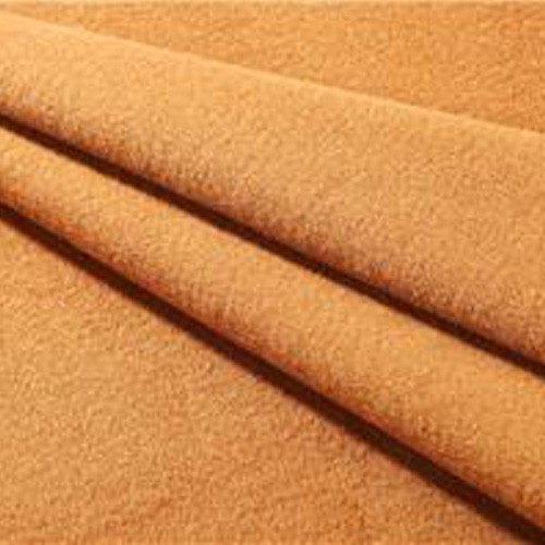 Woolen Over Coat Fabric Camel Colors