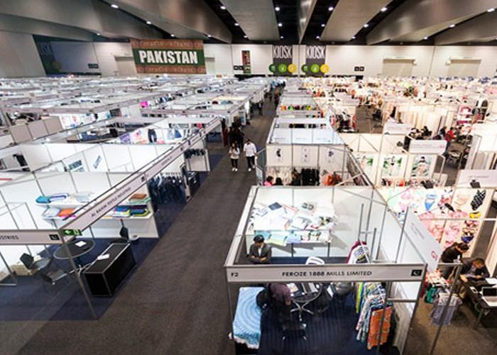 International China textile and clothing exhibition, Sydney, Australia