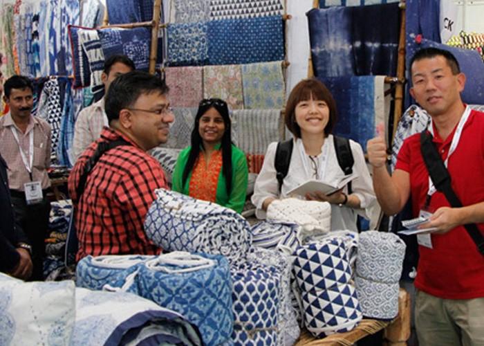 Bangladesh dhaka international spring fabrics exhibition