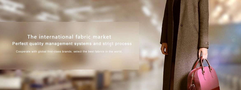 Woolen Fancy Fabric