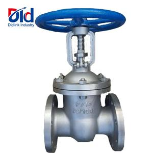Stainless Gost Gate Valve