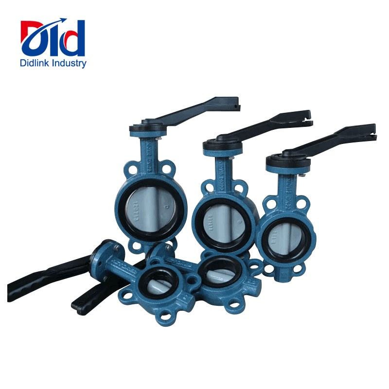 Aluminum Handle Butterfly Valve