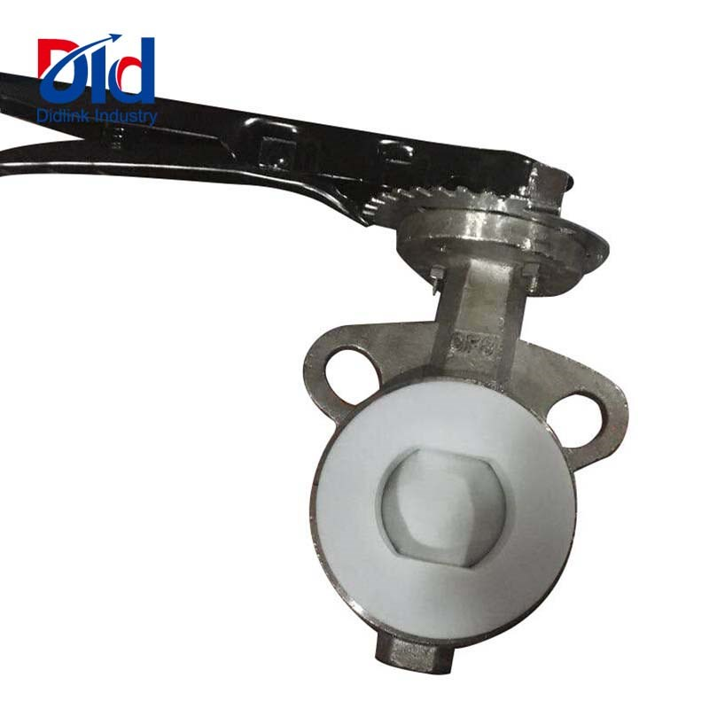 Stainless Steel Wafer Butterfly Valve