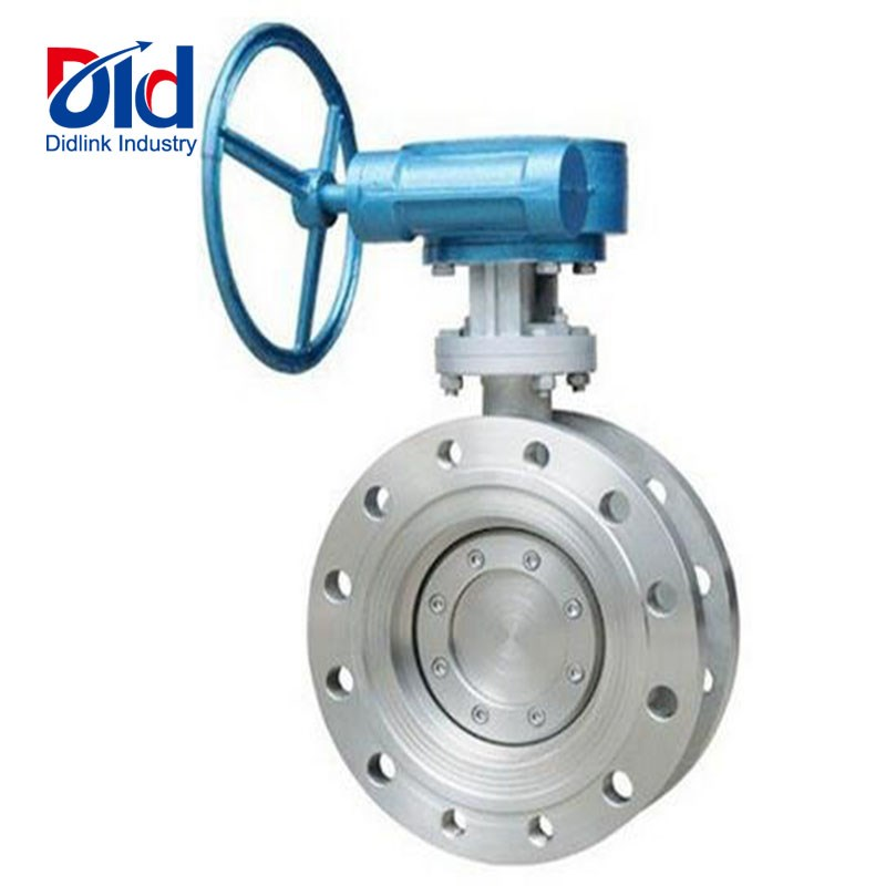 stainless triple offset butterfly valve