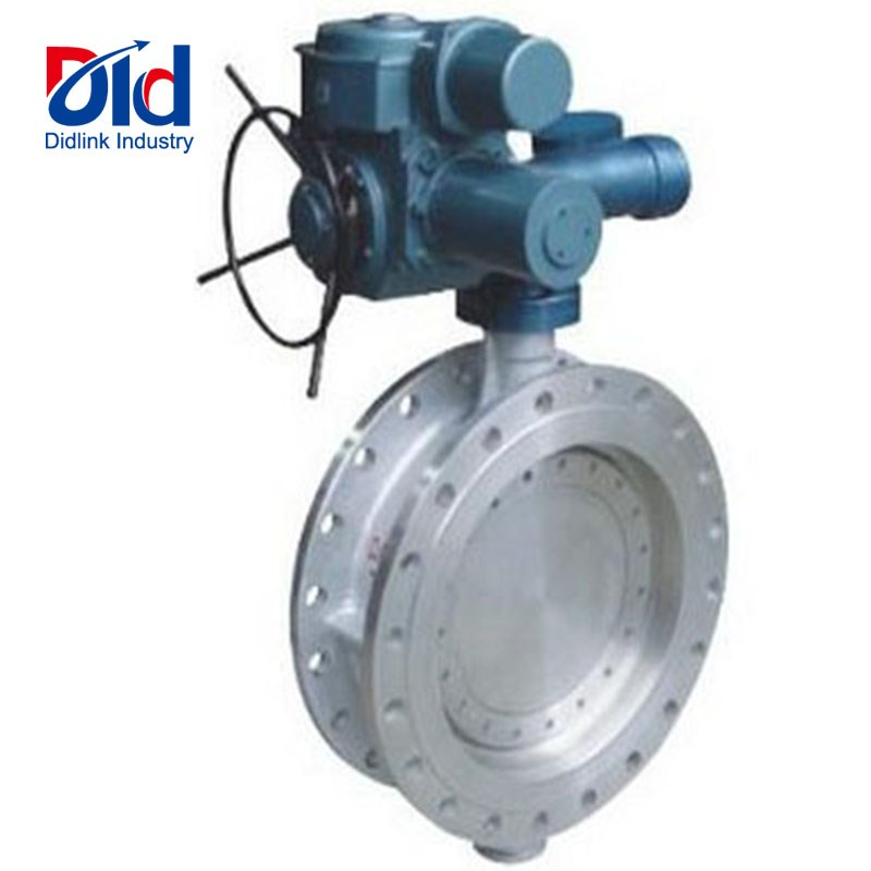 Stainless Metal Seat Butterfly Valve