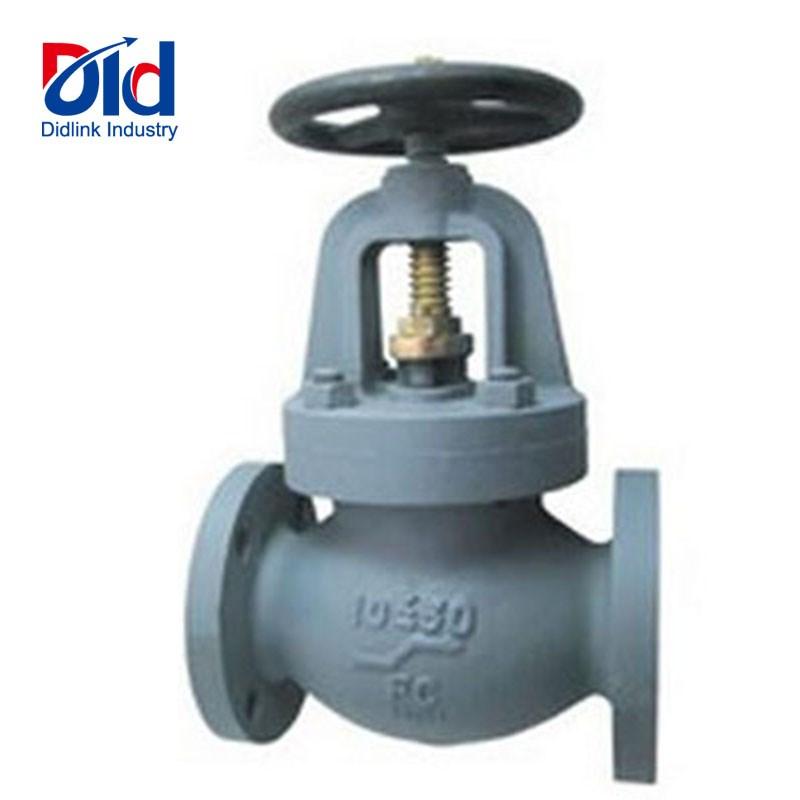Cast iron globe valves