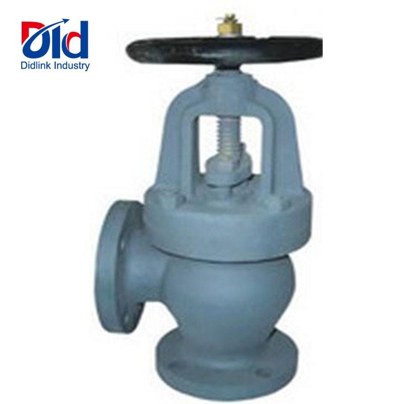 JIS Cast iron globe valves