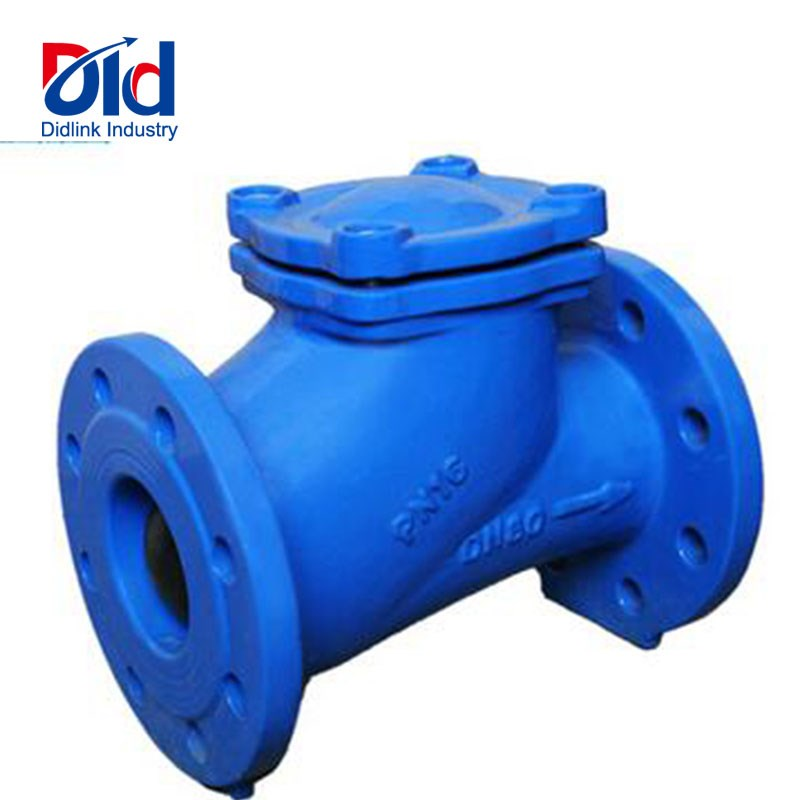 Ball Flange Check Valve