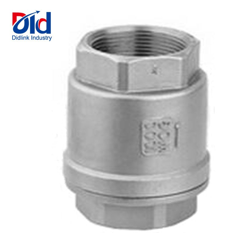 Manual Welding Check Valve