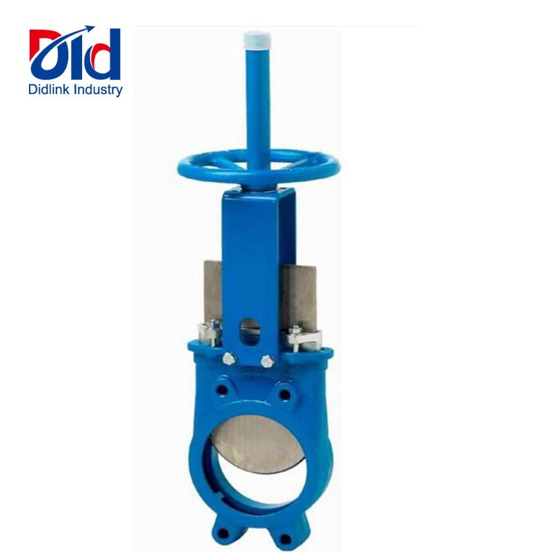 Ductile Iron Knife Gate Valve