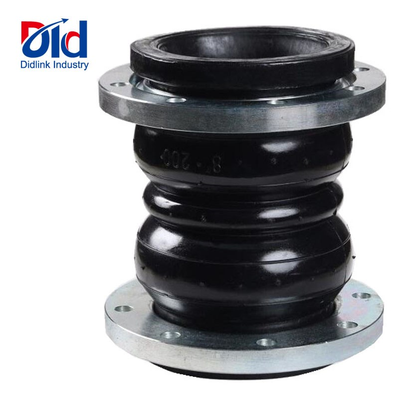 Dual Sphere Rubber Expansion Joint