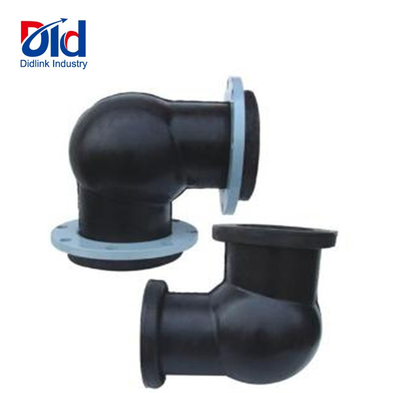 Flanged Elbow Joint