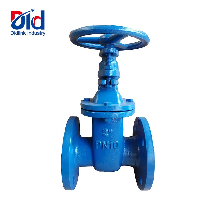 Brass Sealing Gate Valve