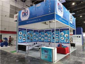OUR COMPANY SUCCESSFULLY PARTICIPATED IN THE EXHIBITION INVITED - PUMPS&VALVES ASIA 2019 BANGKOK, THAILAND