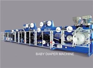 Baby Pad Machine