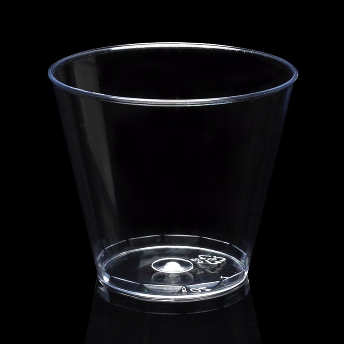 100ml disposable cup mini plastic cup plastic cup custom printed plastic cup