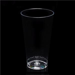 480ml disposable cup hard drinking cup plastic cup fruit cup 500