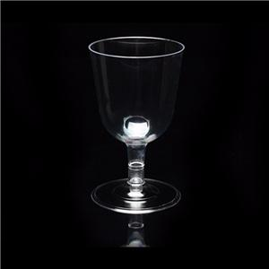 100ml Disposable Plastic Red Wine Glass Goblet Wine Glass disposable plastic cup