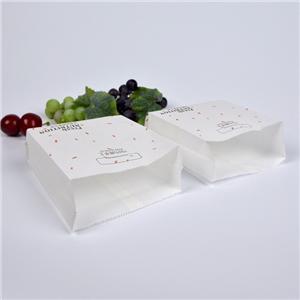 Paper Bag Oilproof Paper Bag Egg Paper Paper Bag Fries Bag Fried Chicken Paper Bag Food Bag 5000 Sheets