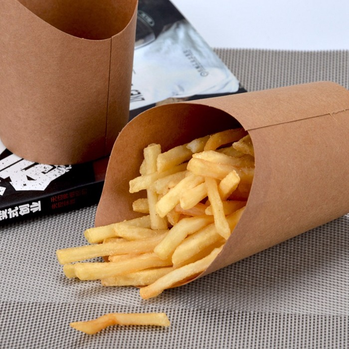 High quality Custom printed kraft paper box for French fries Quotes,China Custom printed kraft paper box for French fries Factory,Custom printed kraft paper box for French fries Purchasing