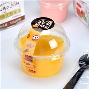 disposable pudding cup plastic pudding cup Disposable sauce cup