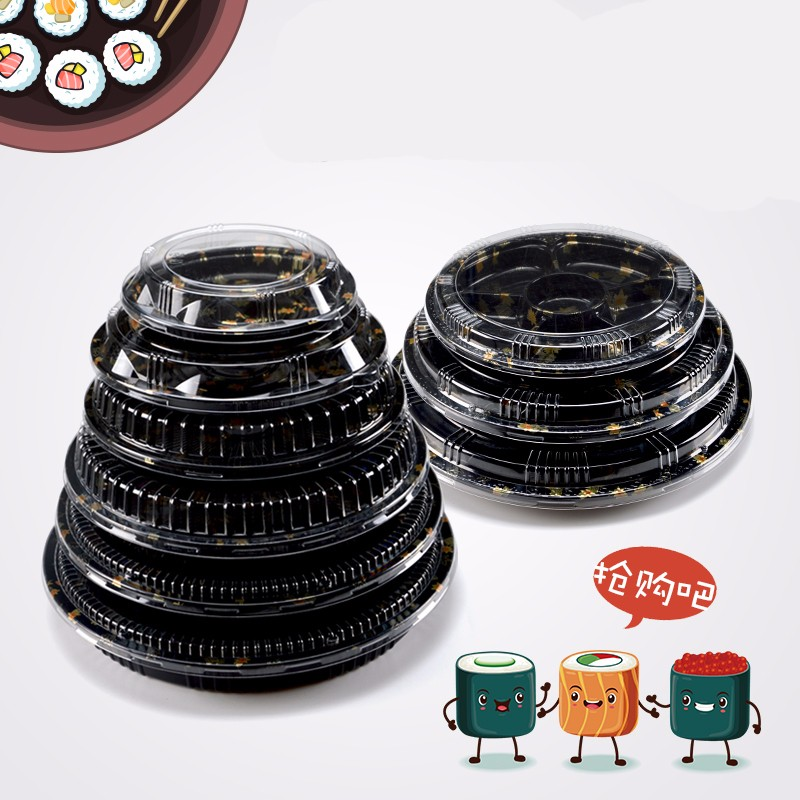 sushi box packaging plastic sushi box sushi paper box sushi takeaway box