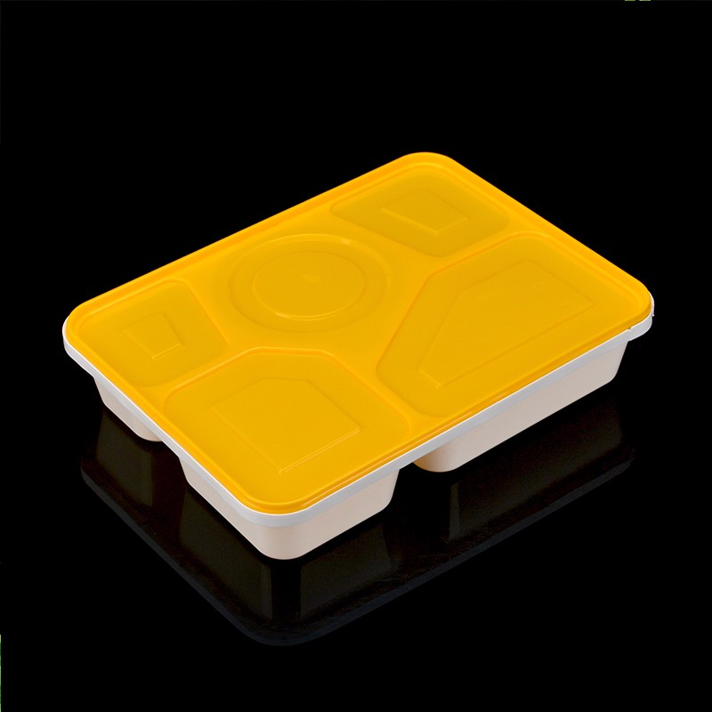 disposable lunch box plastic disposable compartment lunch box disposable catering lunch box