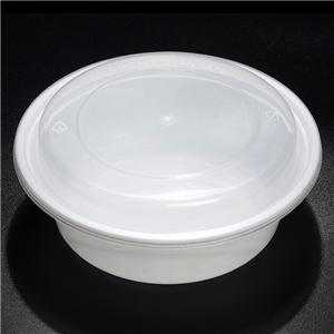 700ml disposable small plastic containers