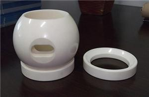 3 Piece Threaded Ceramic Ball Valves
