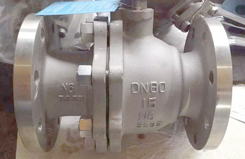 Nickel Valves