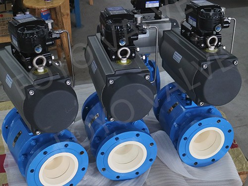 The Characteristics of Ceramic Ball Valve and Its Application Prospect Part I