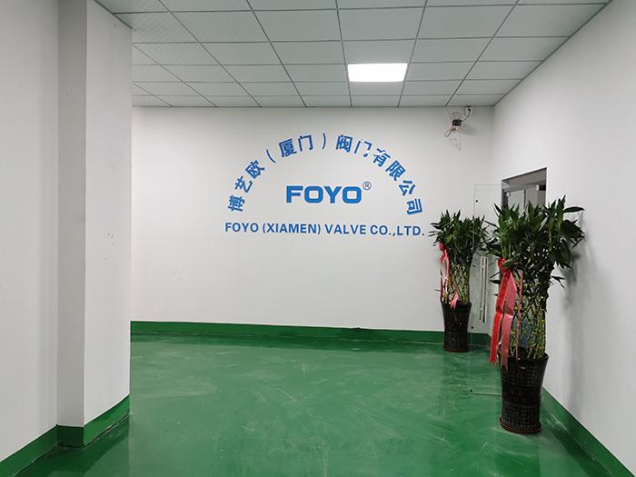 Ceramic Valve factory