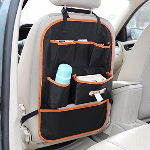 Organizer tascabile per seggiolino auto