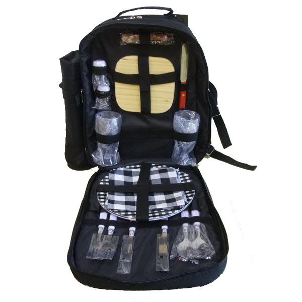 Picnic Backpack For 2 With Blanket Manufacturers, Picnic Backpack For 2 With Blanket Factory, Supply Picnic Backpack For 2 With Blanket