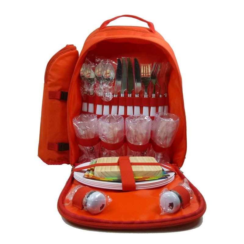 Four Person Picnic Backpack Manufacturers, Four Person Picnic Backpack Factory, Supply Four Person Picnic Backpack