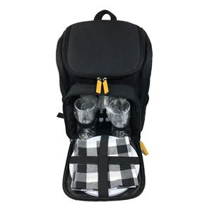 Picnic Backpack With Cutlery Set