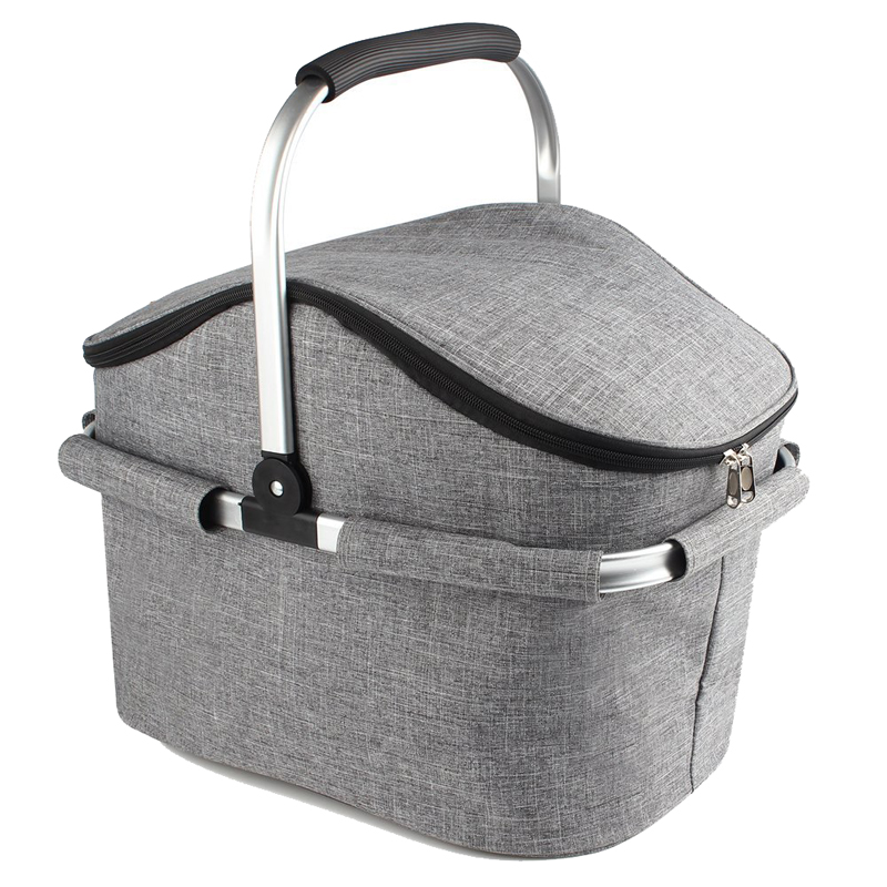 Insulated Picnic Basket Fold