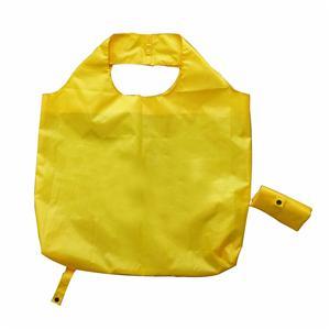 Yellow Tote Shopping Bag