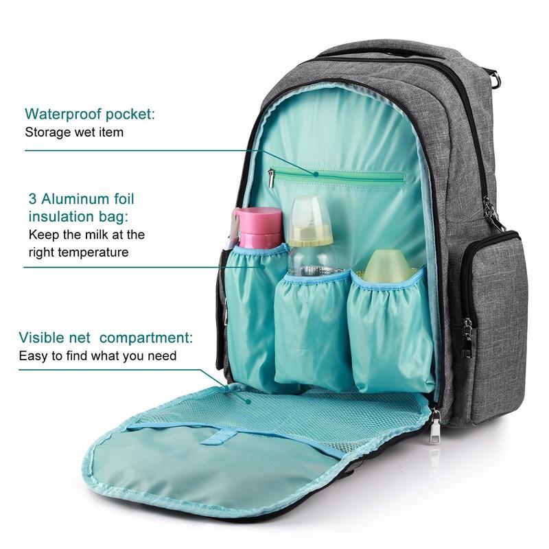 New Design Diaper Bag