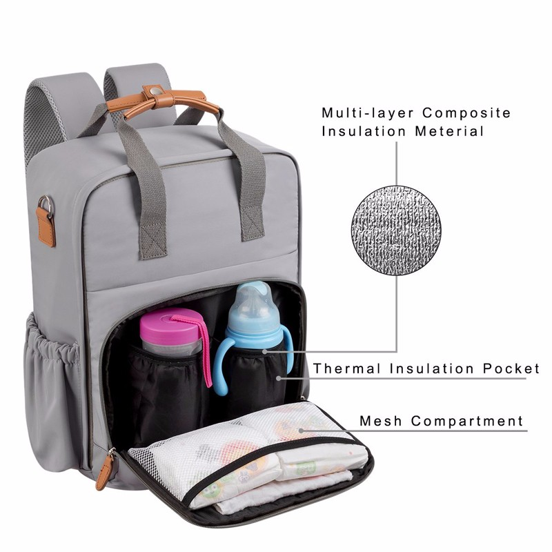 Diaper Bag Backpack Manufacturers, Diaper Bag Backpack Factory, Supply Diaper Bag Backpack
