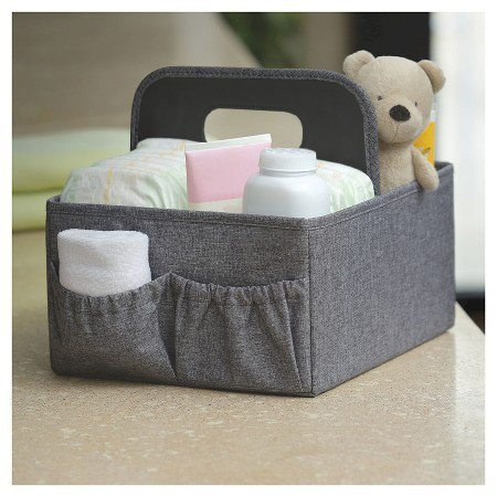 Foldable Diaper Caddy