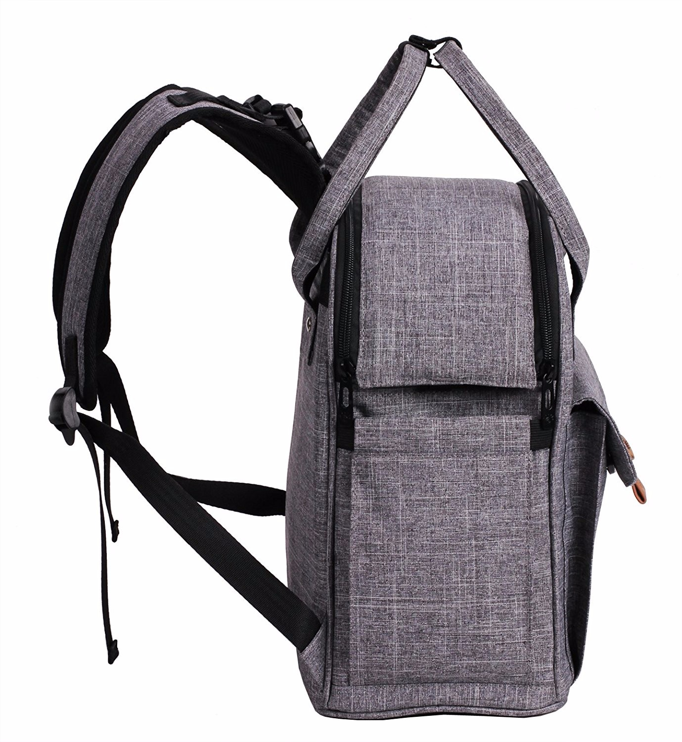 Polyester Backpack Diaper Bag Manufacturers, Polyester Backpack Diaper Bag Factory, Supply Polyester Backpack Diaper Bag