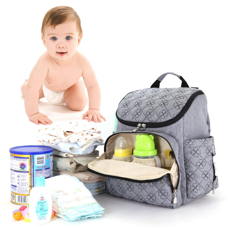 Womens Backpack Diaper Bag