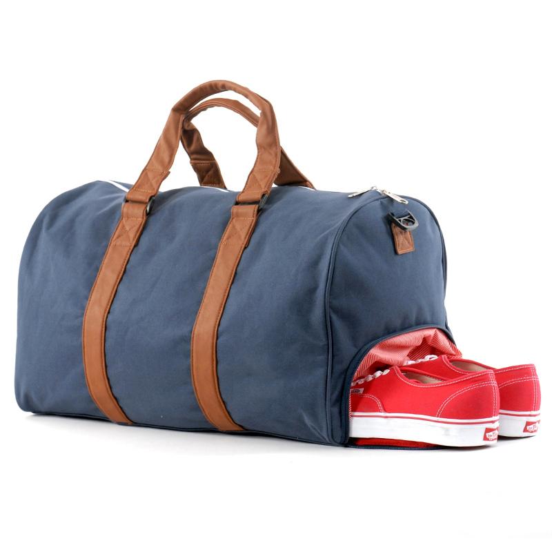 Travel Duffel Bag Leather