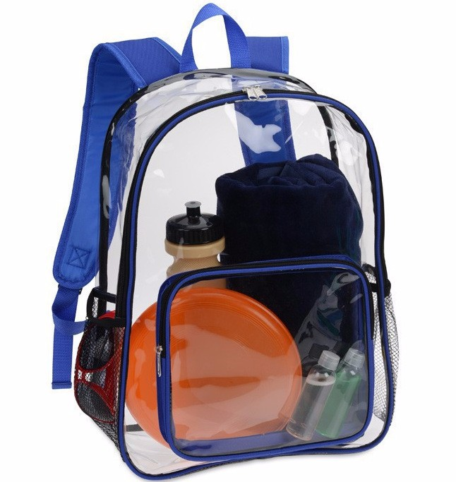 PVC Backpack