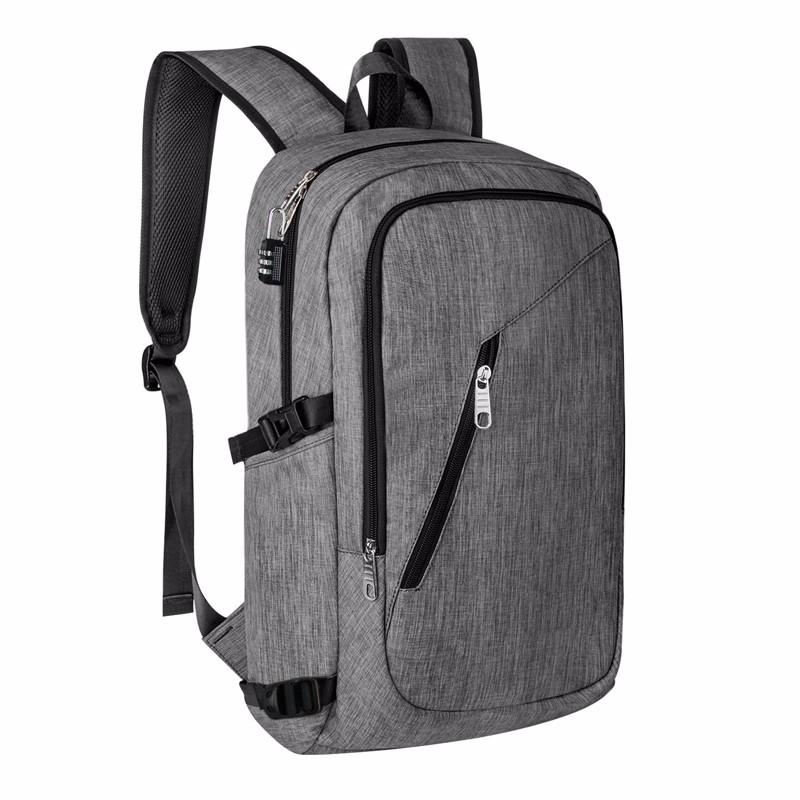 Plecak na laptopa USB