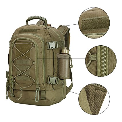 Military Backpack Canvas