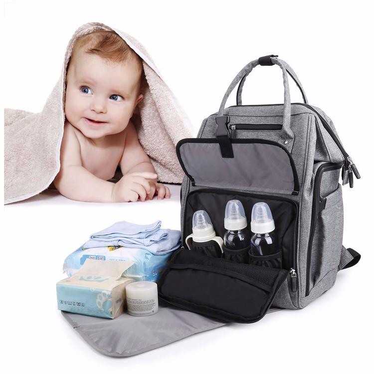 Backpack Style Diaper Bag Manufacturers, Backpack Style Diaper Bag Factory, Supply Backpack Style Diaper Bag