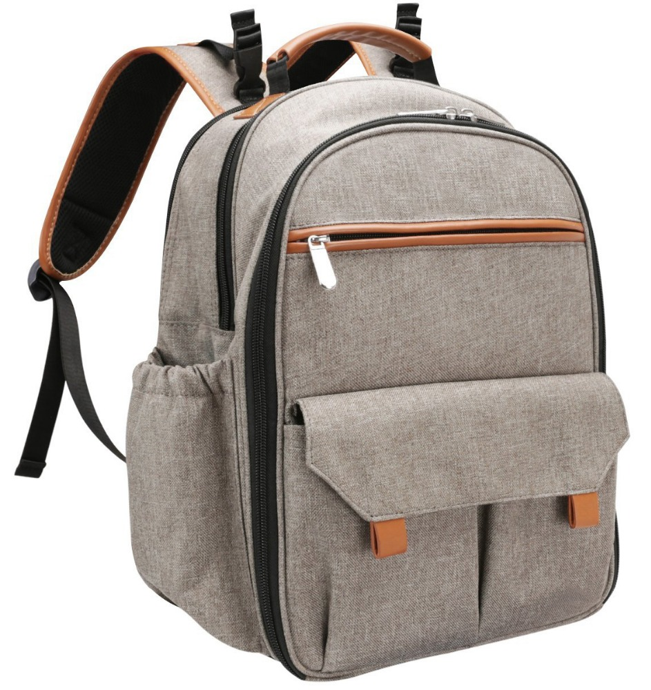 Modern Diaper Bag Backpack