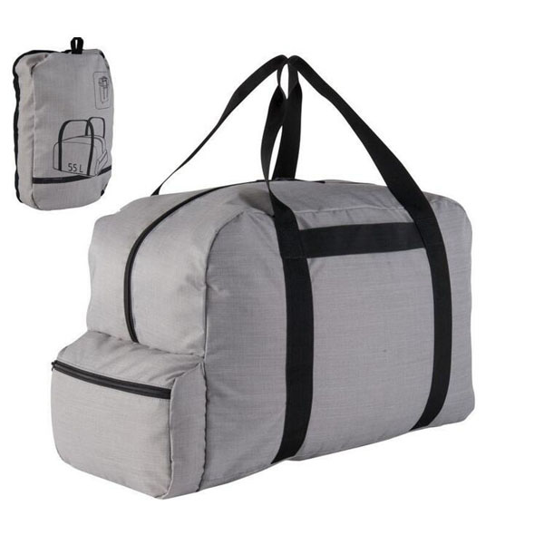 Sport bag folding